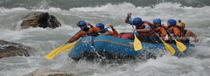 Chikmagalur River Rafting