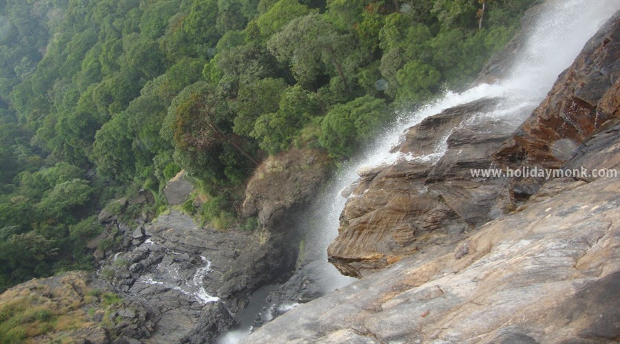 Bandaje Abbi Waterfalls