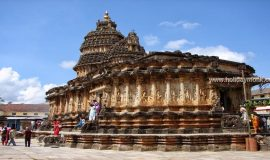 Sringeri Temple in Chikmagalur