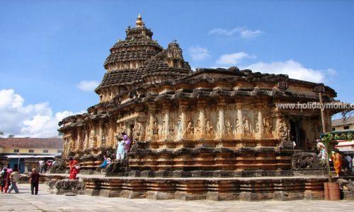 Sringeri Temple in Chikmagalur